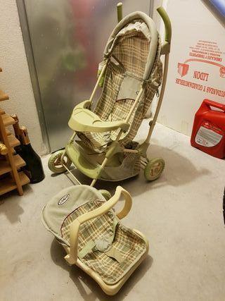 carrito de muñeca
