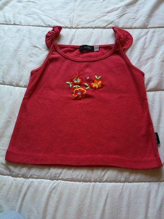 33801d9a8 Camisetas de tirantes niña de segunda mano en la provincia de Girona ...