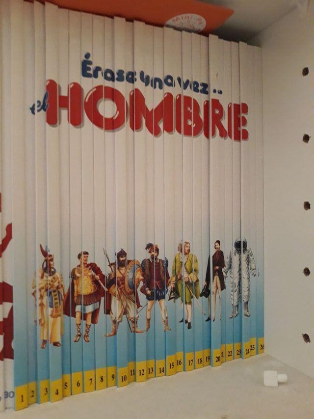 Colección completa Erase el hombre +DVDs