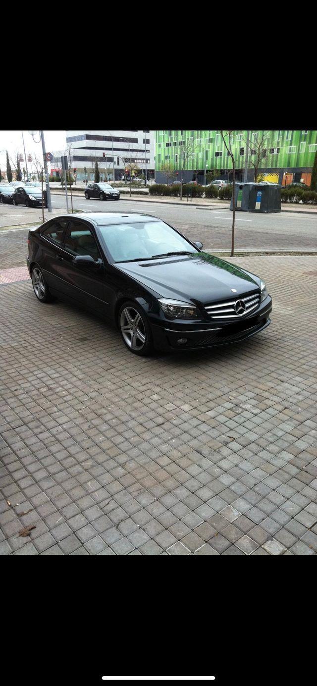 Mercedes-Benz Clase CLC 2009