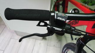 bici de montaña nueva