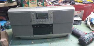 radio cd casette SONY