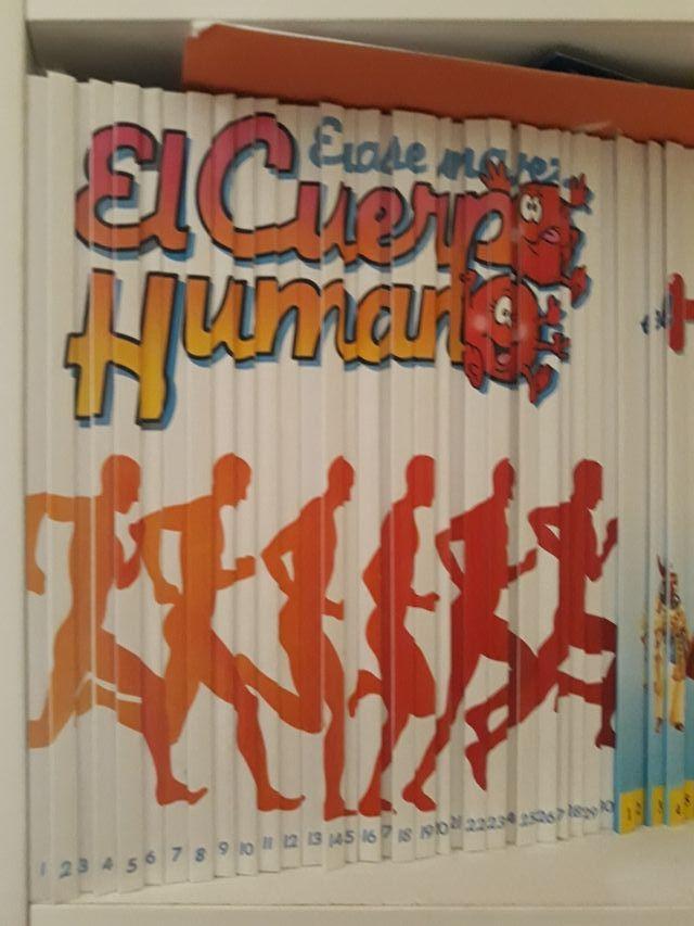 Colección el Cuerpo Humano +DVDs