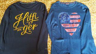 2 camisetas Tommy Hilfiger