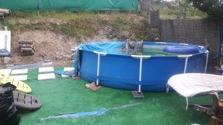 piscina tubular