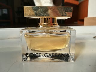 colonia Dolce & Gabbana the one