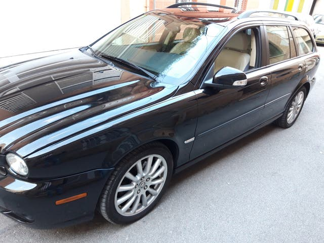 Jaguar X-Type Executive 2009 Familiar automatico