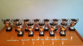 copas de europa del Real Madrid. 13 champions