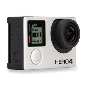 GoPro Hero 4 Black + 2 baterias + Accesorios