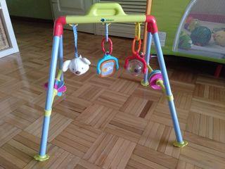 Columpio de estimulación para gimnasio bebés