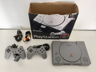 PS1 (PSX) 1002 en caja