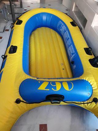 Barca hinchable XTS. Tamaño 2,90 m
