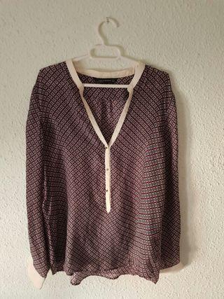 6d5bb52a3 Camisas para mujer Zara de segunda mano en la provincia de Zaragoza ...