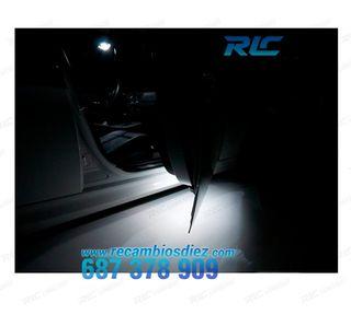 Plafones LED de pies y puertas para MINI Cooper