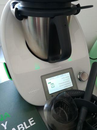 thermomix tm5 como nueva.