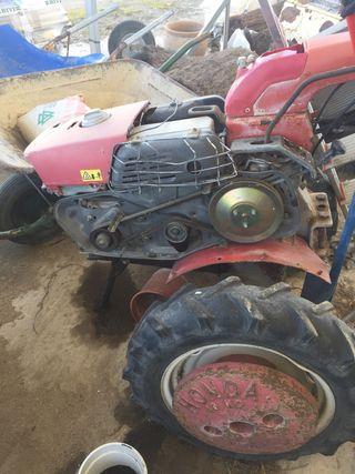 Máquina Honda, con ruedas fs510