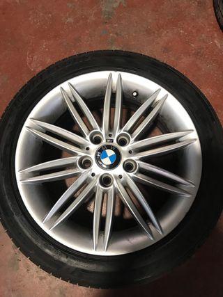 Llantas BMW 17¨ serie 1 pack M
