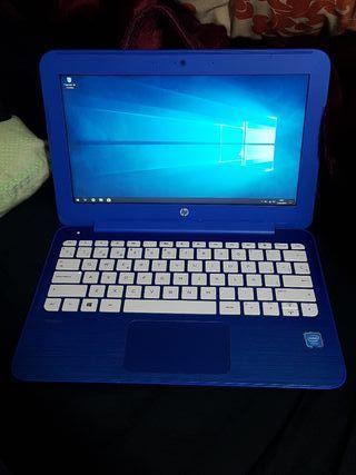 HP Stream 11 Blue edition