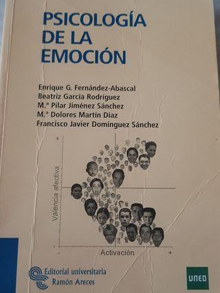 psicología de la emoción, uned.