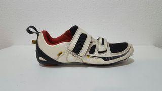 zapatillas triatlon mavic 42