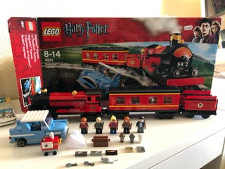 Lego Harry Potter 4841 completo