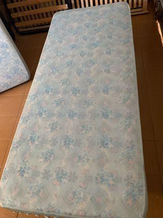 2x Somier + colchón pikolin