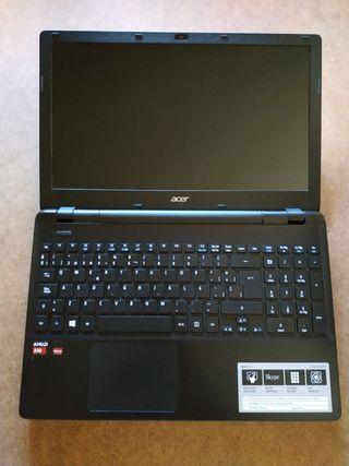 Portátil Acer Aspire E15 AMD A10