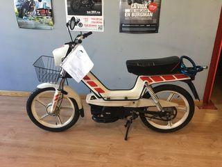 Yamaha yami 50