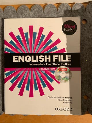 English file b1 plus