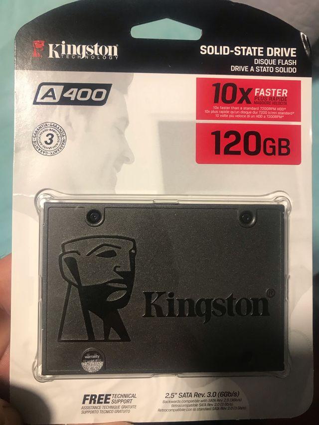 Disco duro ssd 130 gb