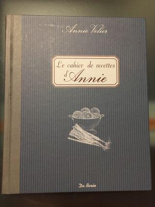 Libro de cocina y repostería francesa