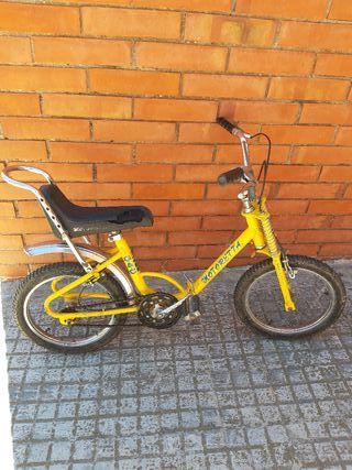 Bicicleta Motoretta Infantil