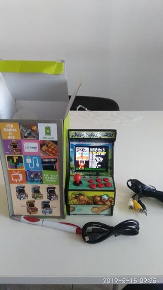 Mini consola de juegos Arcade
