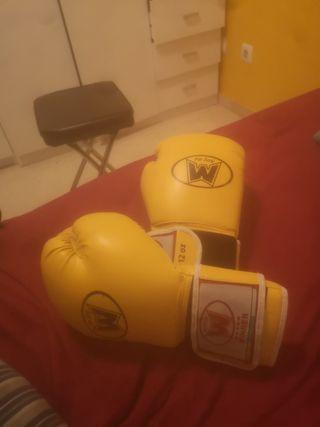 guantes boxeo winner 12 oz