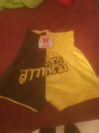 pantalon ( boxeo, Tay, k1..)