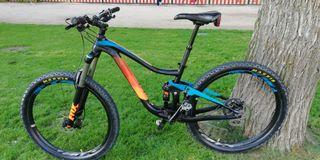 Bicicleta de Doble suspensión de 27:5, : Giant