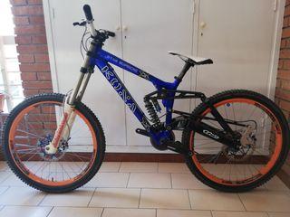 Bicicleta de descanso