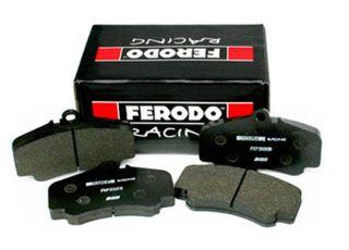 Pastillas Ferodo Racing DS3000 Boxster y Cayman