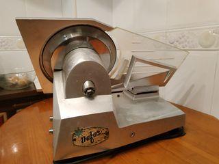 maquina de cortar embutidos