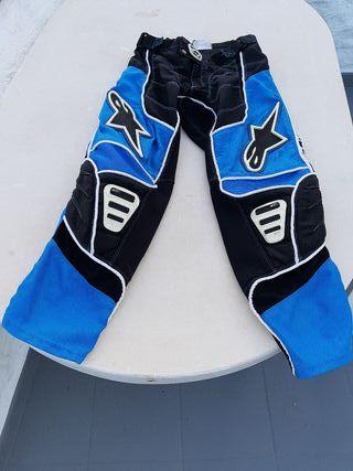 pantalón alpine star motocross