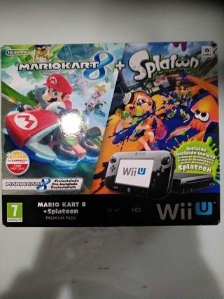Consola Nintendo Wii u