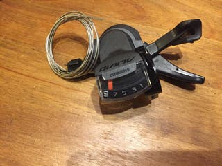 Maneta cambio 9v MTB Shimano Alivio M4000