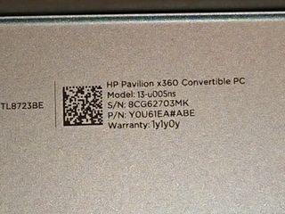 Ordenador HP Pavillium X360
