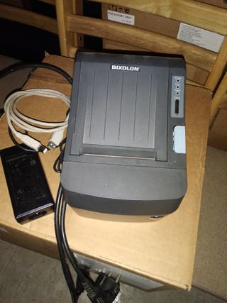 Impresora térmica ticket USB