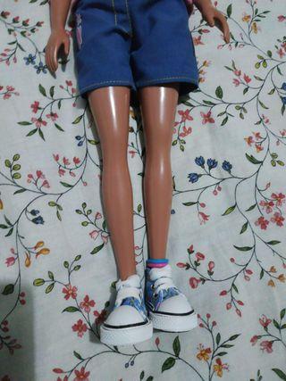 Muñeca Nancy tops de Famosa