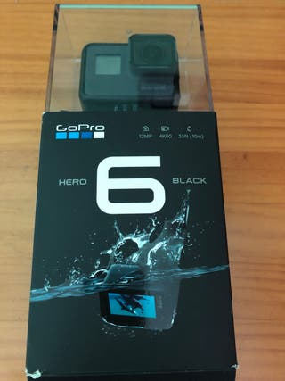 GOPRO HERO 6. 12 MP