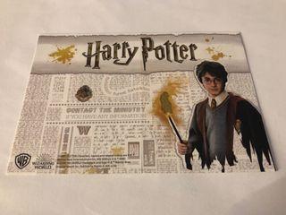 Sello Edición Especial Harry Potter