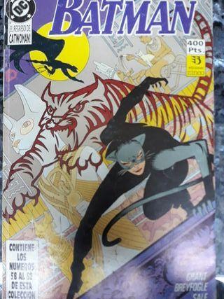Comic Batman, de DC