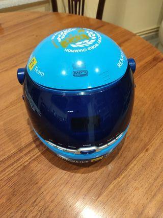 Radio casco F1 Fernando Alonso