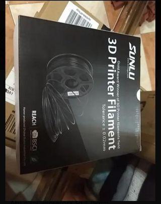 bobina para impresora 3D 1kg ABS